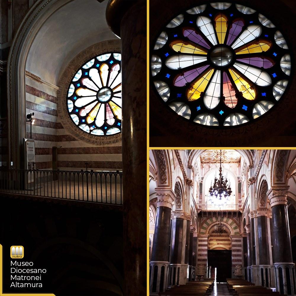 rosone cattedrale di Altamura
